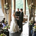 Wedding Ceremony, Wedding Flowers , Montaluce Wedding