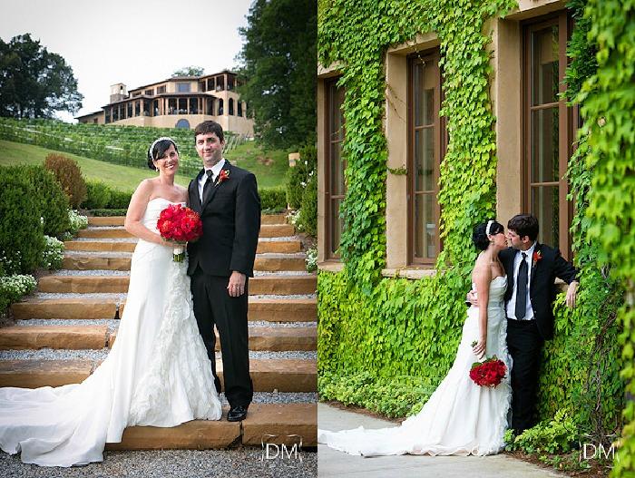 Tulip Blooming Creations Real Wedding Atlanta Ashley And John