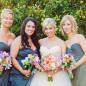 Bridesmaids Bouquets and Brides Bouquets