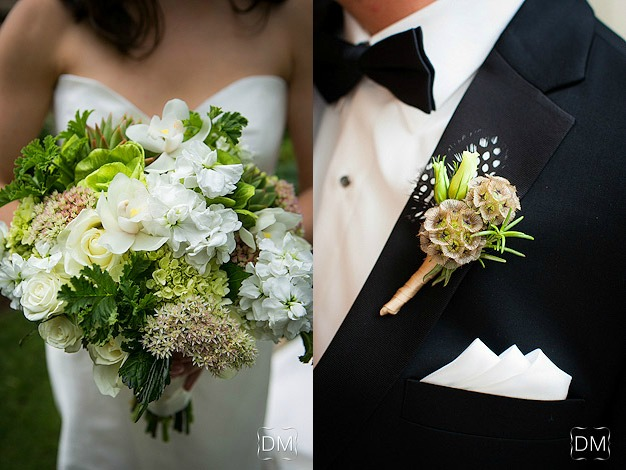 Tulip - Blooming Creations, Real Wedding , Atlanta Wedding, Maury & Ed