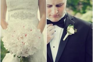 Fox Theatre Wedding, Tulip Blooming Creations