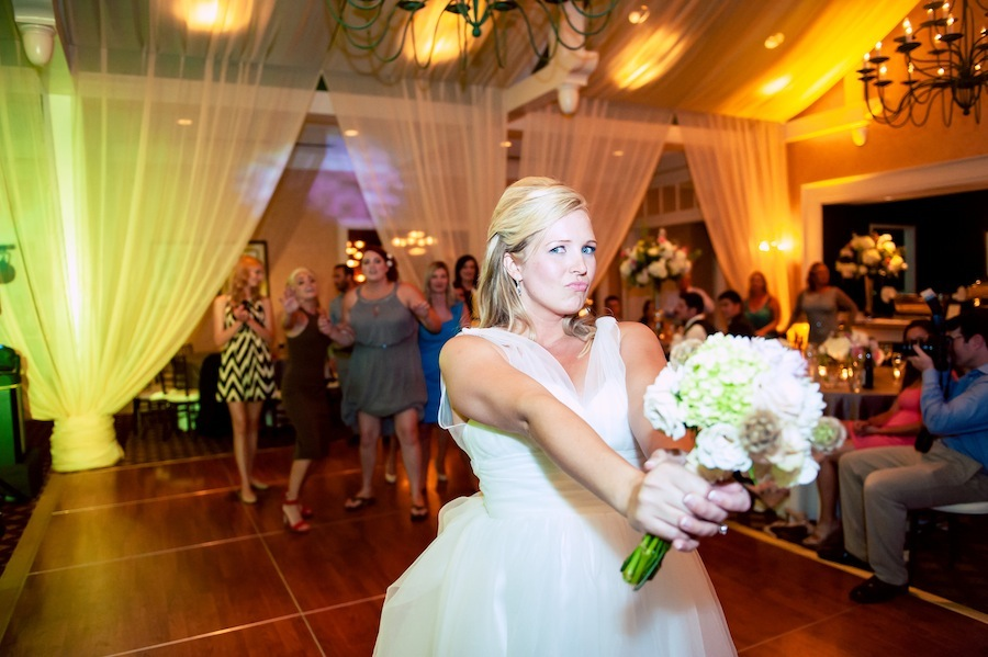 Sugarloaf country club wedding