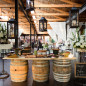 Puritan Mill Wedding, Tulip - Blooming Creations Florist, Atlanta Wedding