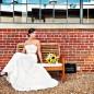 Summerour Studios Wedding, Flowers by tulip - blooming creations, Atlanta Florist Tulip